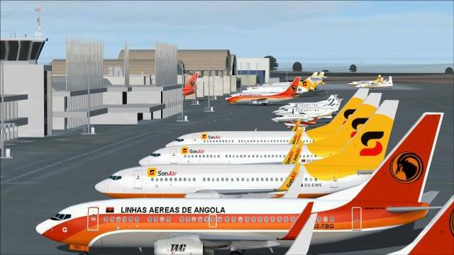 TAAG B737 D2-TBK Delivery Flight Fs92011-12-2516-16-53-74