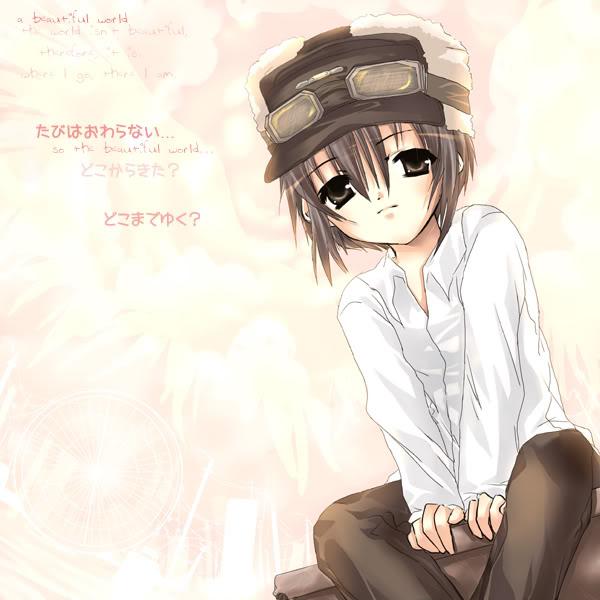 Alet Rondel [Shinigami] Hat