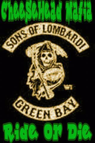 Sons of Anarchy Moniker SonsofLombardi-CheeseheadChapter