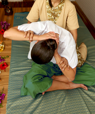 Les massages Thailandais Massage-thai