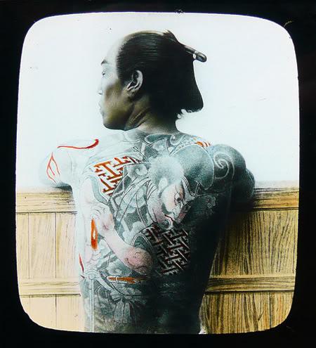 Tatouage : Origine Japonaise Tatoojap-f6015