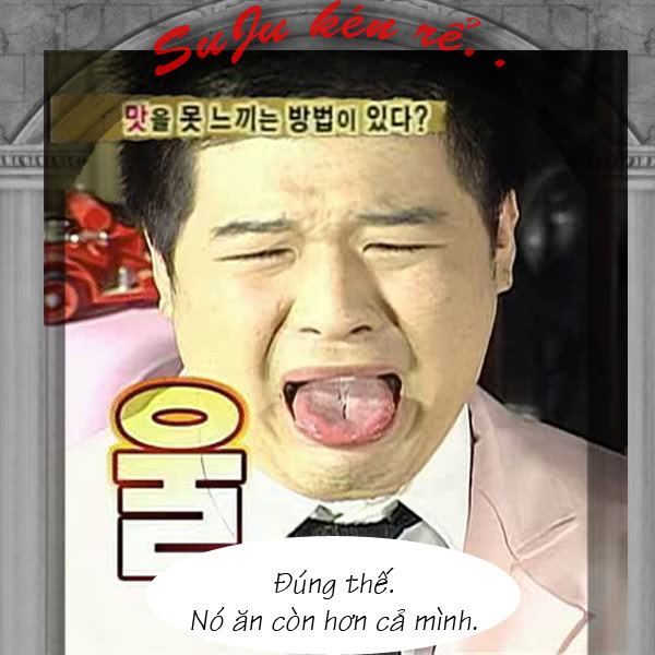 [fic hình] Super Junior kén rể[fun fic](hihi) 10