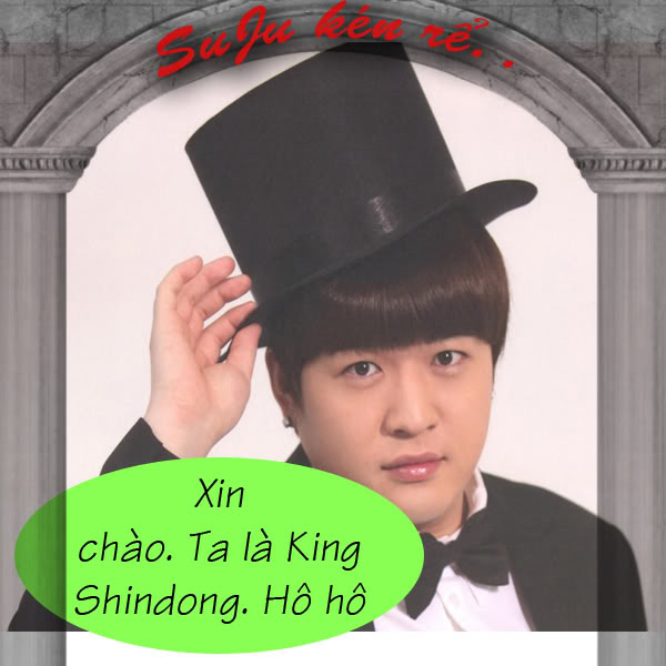 [fic hình] Super Junior kén rể[fun fic](hihi) 2