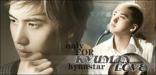 Min iuiu...Kyu manly..so kute love...and Kyumin 41591233667074