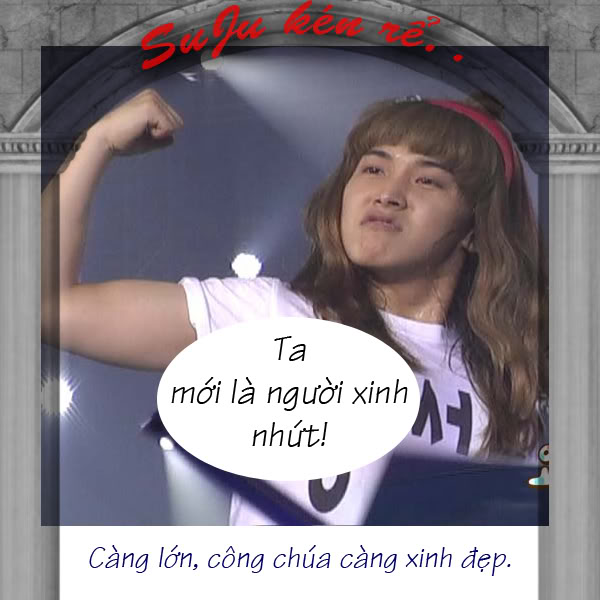 [fic hình] Super Junior kén rể[fun fic](hihi) 6