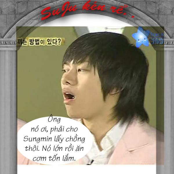 [fic hình] Super Junior kén rể[fun fic](hihi) 9