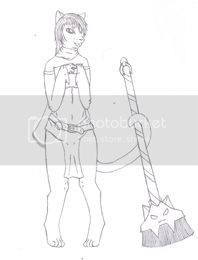 View a character sheet Body1