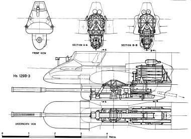 PROYECTOS INCONCLUSOS DE LA AERONÁUTICA ALEMANA DE LA S.G.M. - Página 2 Canon_Bordkanone_BK_75_mm_esquema