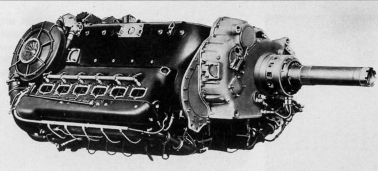 PROYECTOS INCONCLUSOS DE LA AERONÁUTICA ALEMANA DE LA S.G.M. - Página 9 Daimler_benz_db_613_d_dos