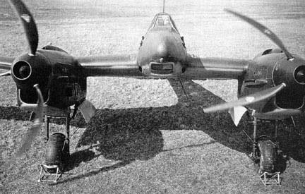 PROYECTOS INCONCLUSOS DE LA AERONÁUTICA ALEMANA DE LA S.G.M. - Página 9 Focke_wulf_fw_187_picture_cinco