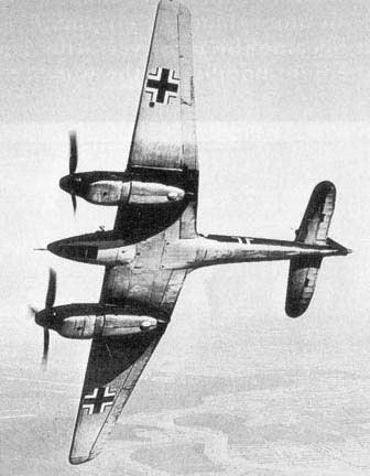PROYECTOS INCONCLUSOS DE LA AERONÁUTICA ALEMANA DE LA S.G.M. - Página 9 Focke_wulf_fw_187_picture_cuatro