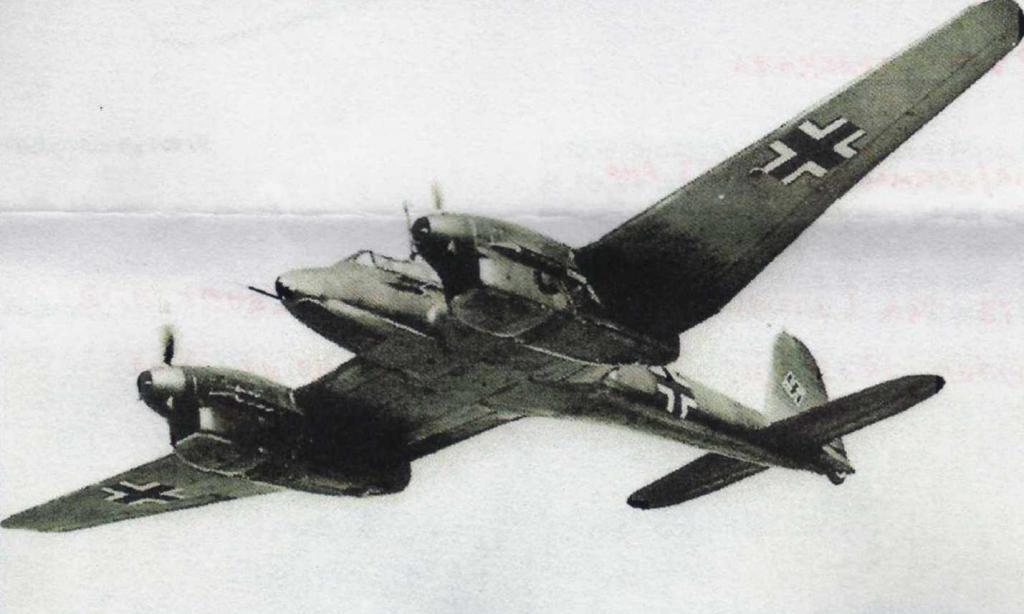 PROYECTOS INCONCLUSOS DE LA AERONÁUTICA ALEMANA DE LA S.G.M. - Página 9 Focke_wulf_fw_187_picture_dieciseis