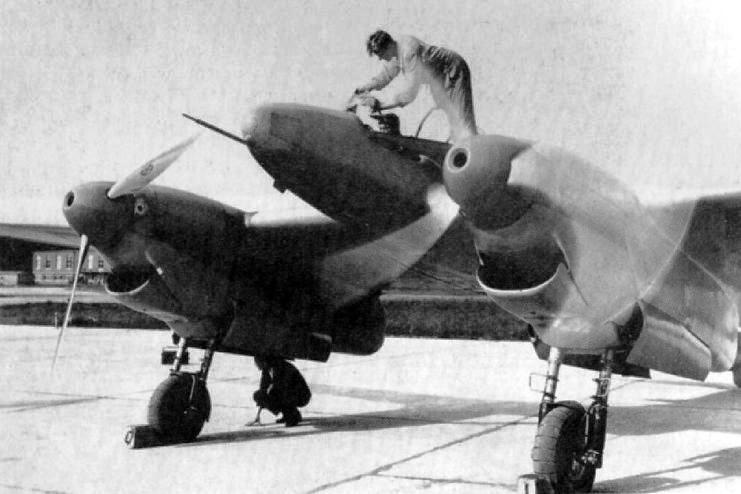 PROYECTOS INCONCLUSOS DE LA AERONÁUTICA ALEMANA DE LA S.G.M. - Página 9 Focke_wulf_fw_187_picture_diez