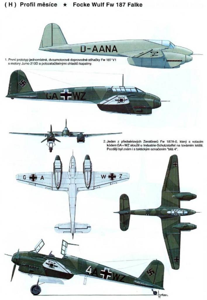 PROYECTOS INCONCLUSOS DE LA AERONÁUTICA ALEMANA DE LA S.G.M. - Página 9 Focke_wulf_fw_187_picture_doce