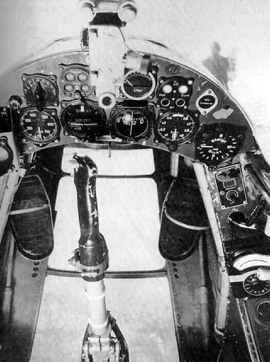 PROYECTOS INCONCLUSOS DE LA AERONÁUTICA ALEMANA DE LA S.G.M. - Página 9 Focke_wulf_fw_187_picture_once