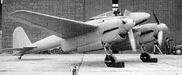 PROYECTOS INCONCLUSOS DE LA AERONÁUTICA ALEMANA DE LA S.G.M. - Página 9 Focke_wulf_fw_187_picture_uno