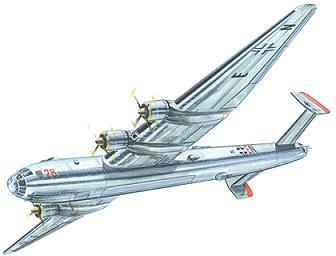 PROYECTOS INCONCLUSOS DE LA AERONÁUTICA ALEMANA DE LA S.G.M. - Página 9 Focke_wulf_fw_238H_dos