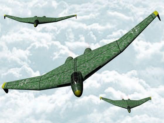 PROYECTOS INCONCLUSOS DE LA AERONÁUTICA ALEMANA DE LA S.G.M. Focke_wulf_fw_mil_mil_mil_B_cinco