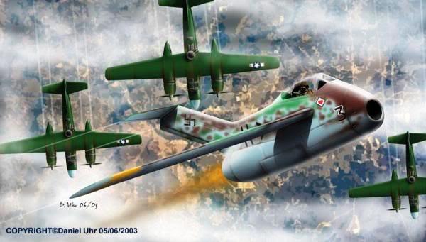 Copias descaradas de proyectos militares. Focke_wulf_fw_ta_183_cuarenta_y_dos