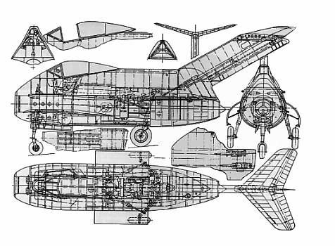 Copias descaradas de proyectos militares. Focke_wulf_fw_ta_183_diseno_II_tran