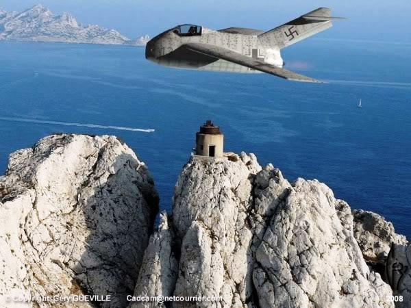 Copias descaradas de proyectos militares. Focke_wulf_fw_ta_183_quince