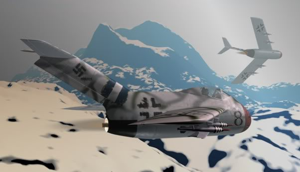 Copias descaradas de proyectos militares. Focke_wulf_fw_ta_183_treinta_y_cuat