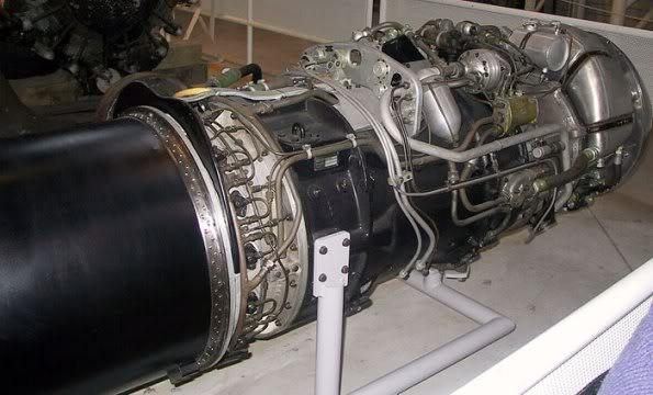 PROYECTOS INCONCLUSOS DE LA AERONÁUTICA ALEMANA DE LA S.G.M. Motor_turbojet_bmw_003