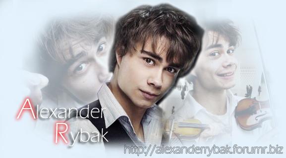 İlk Alexander Rybak Fan