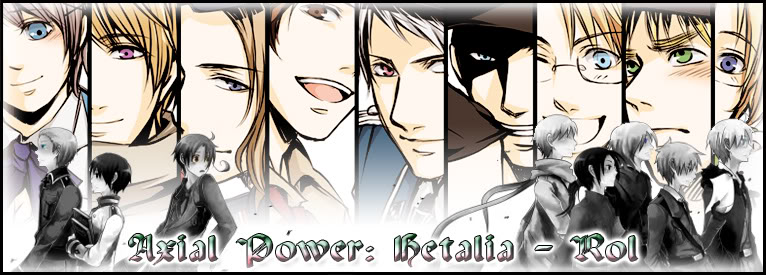 Axial Power Hetalia Rol