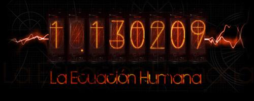 La Ecuación Humana Elite - Confirmación Bannercito