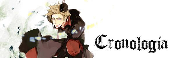 Cronología del rey! Cronologia