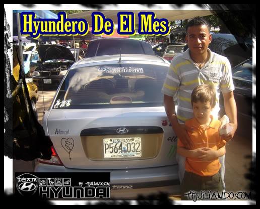Un Reconocimiento En el Team Hyundai 1-23