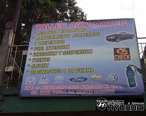Taller Automotiz ''El Chino'' 1-37
