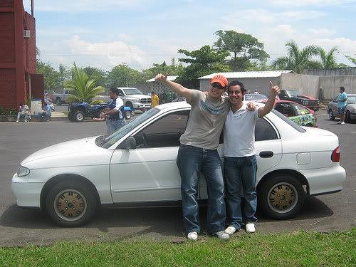 Carreras en el raceway park (Guatemala) 3-44