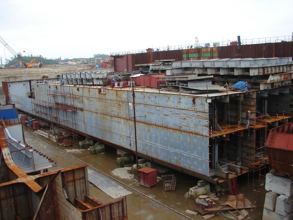 Nhà máy đóng tàu Dung Quất và cơ hội làm việc! Salan