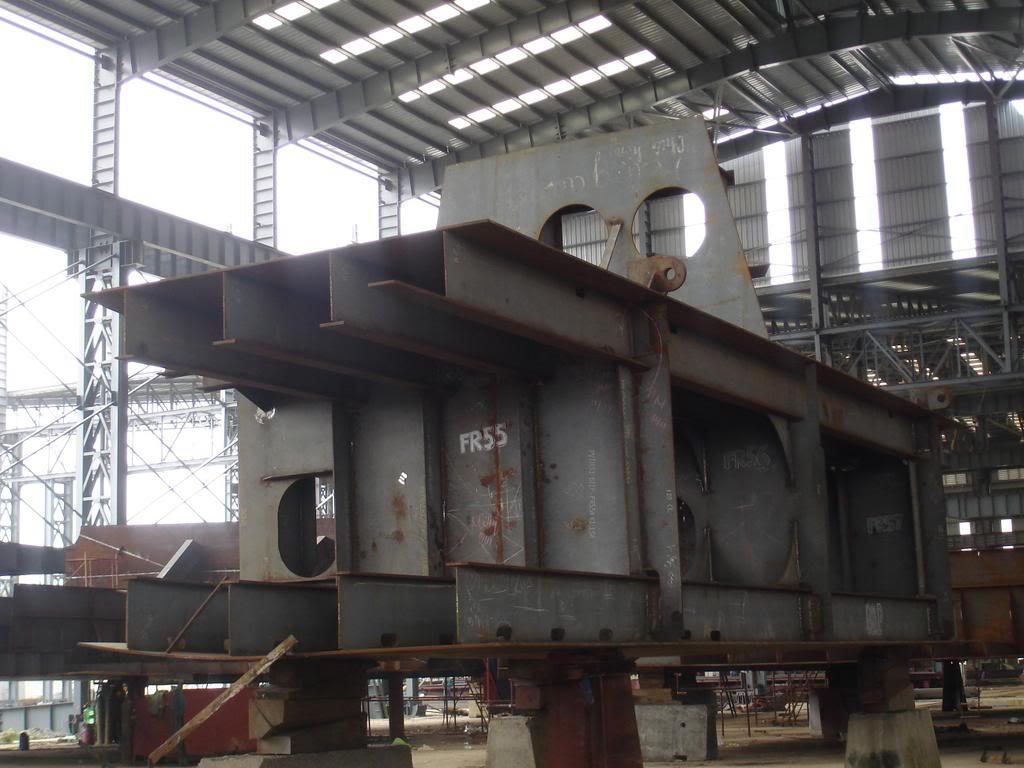 Nhà máy đóng tàu Dung Quất và cơ hội làm việc! Tau105K