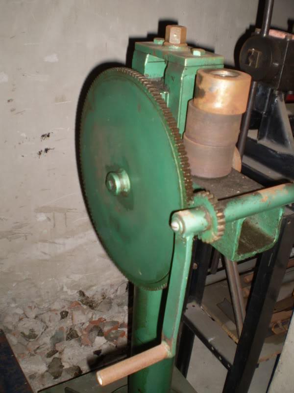 dobldora  curvadora tubos - Curvadora manual de perfiles Imagen002