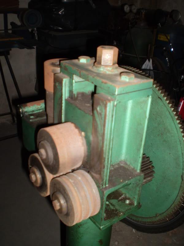 dobldora  curvadora tubos - Curvadora manual de perfiles Imagen009