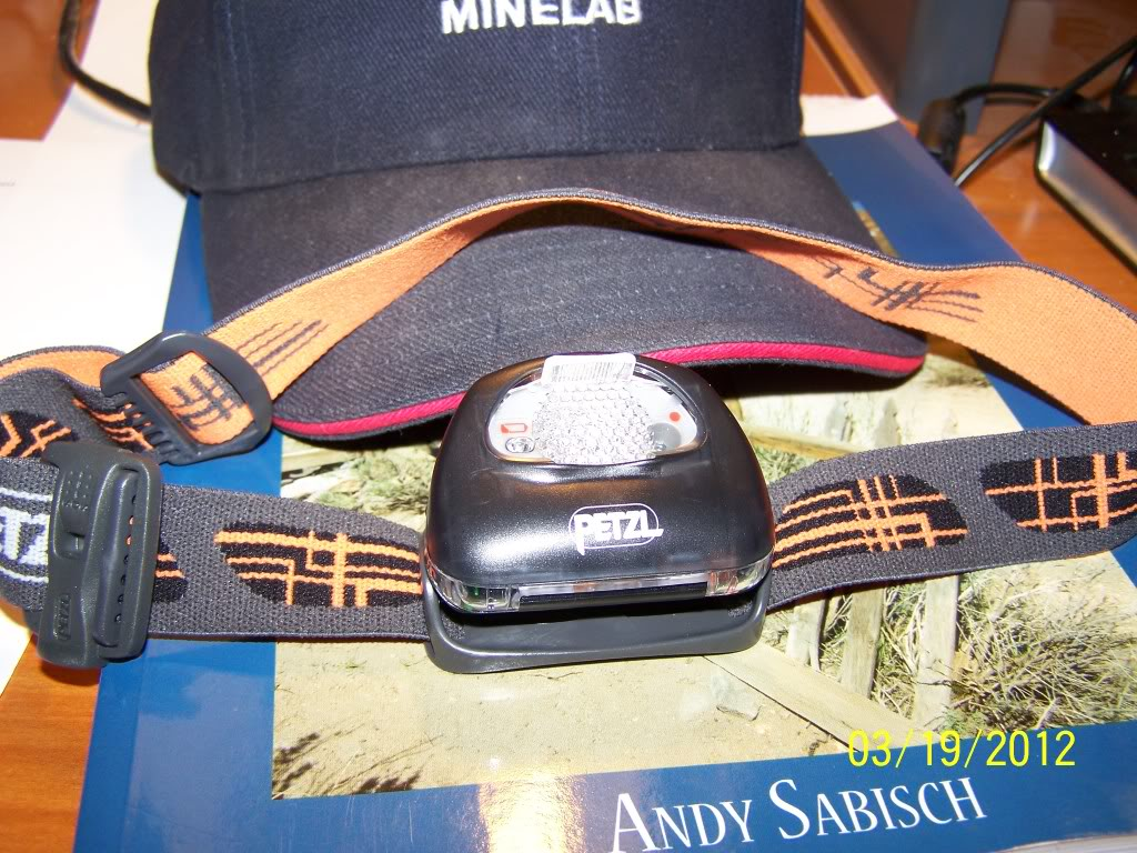 Just added something new to my detecting backpack 100_2822