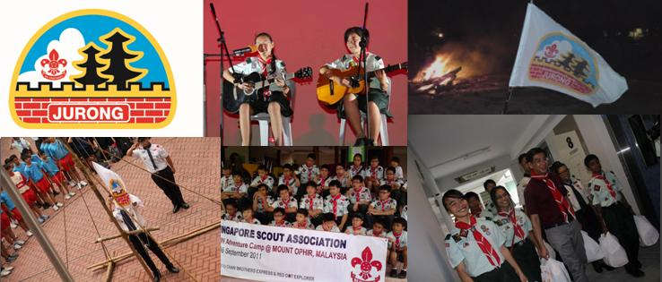Jurong District Scouts