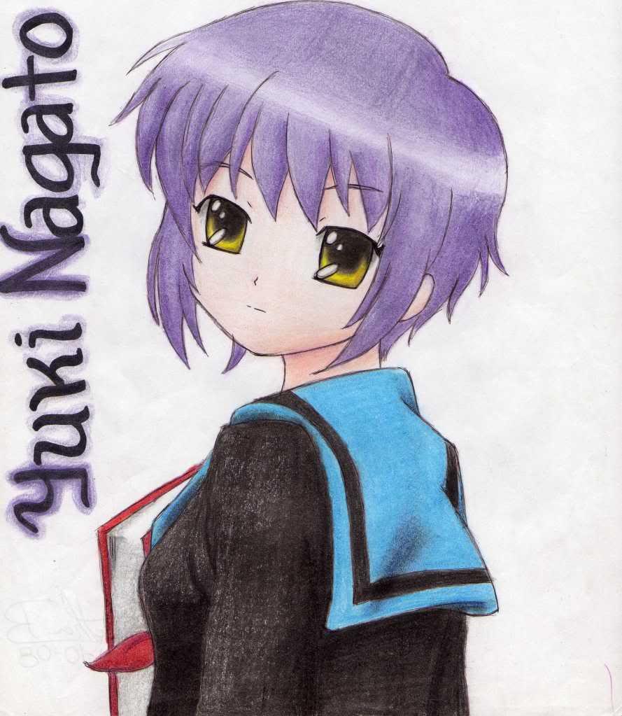 Tsukishiro FanArt Img074