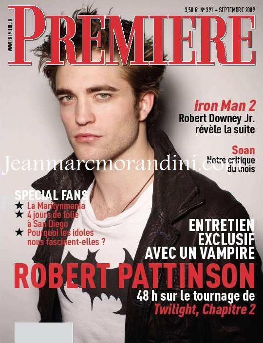 İşte En Son Robert Röportajı - Premiere Eylül 2009 82702