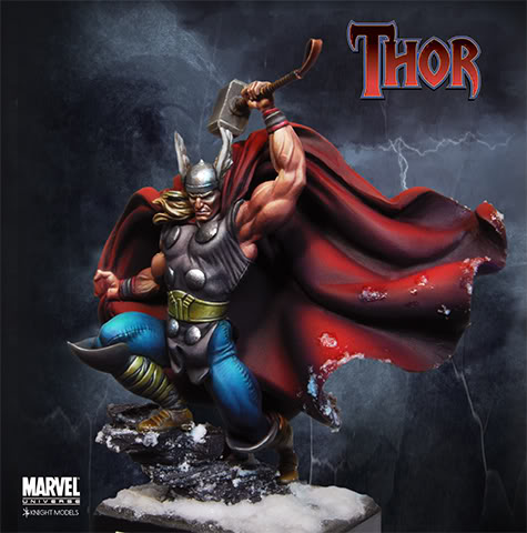 Commande KnightModel chez les Trolls Normands Thor_01