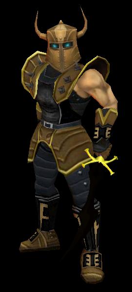 Sherwood Hero & Knight Render Render076