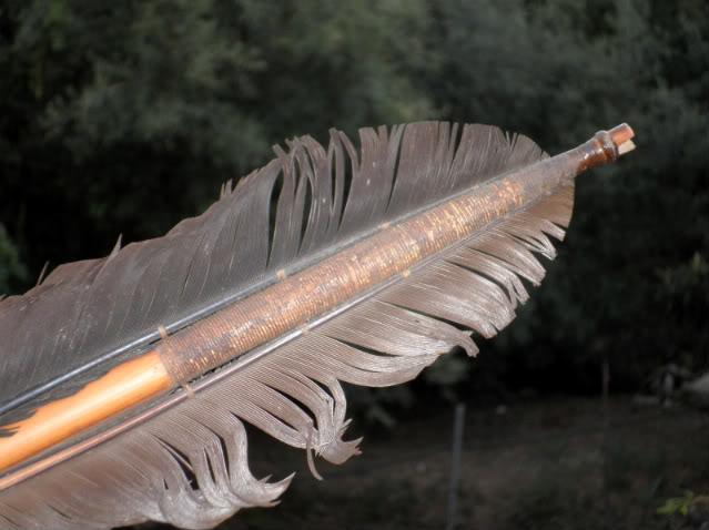 Flechas yanomamis. 047