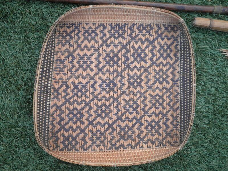 Cestería indios panare 073-1