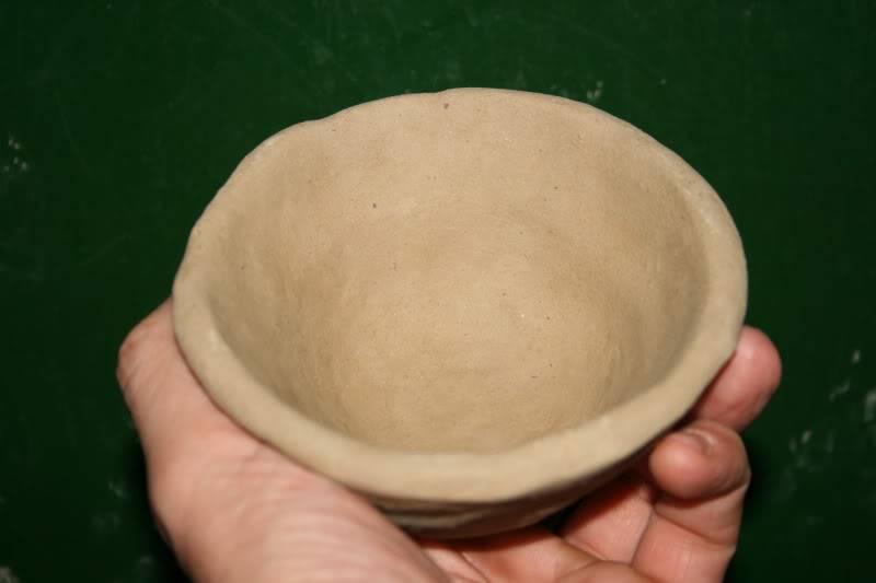 Mi primera cerámica primitiva. Imagen488