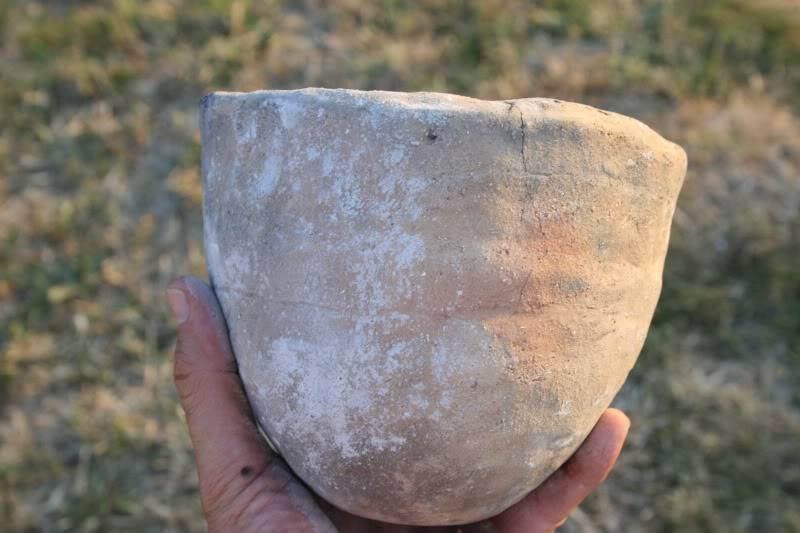 Cociendo cerámica. Imagen995