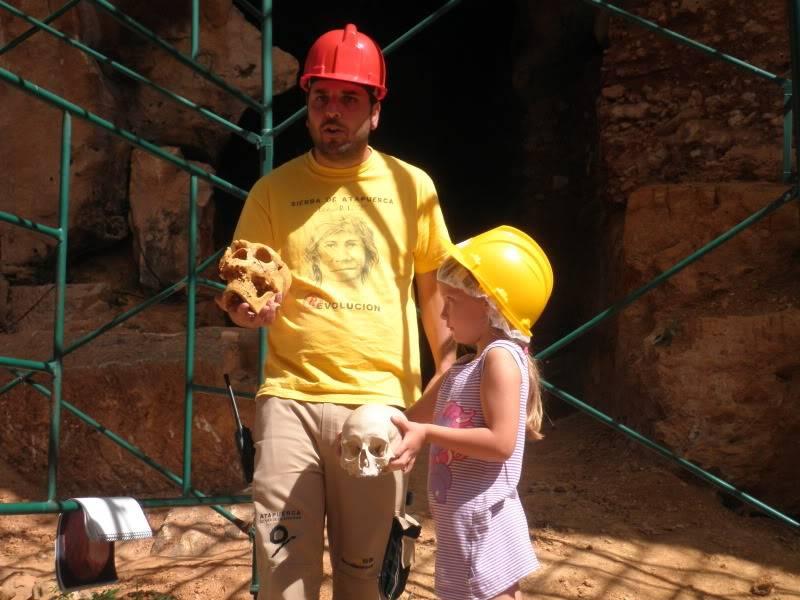 Visita a Atapuerca P9150068