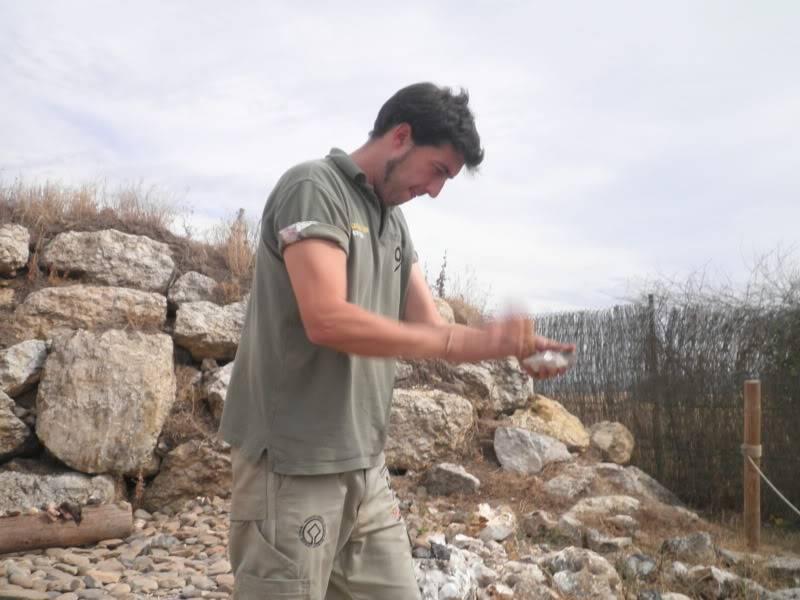 Visita a Atapuerca P9150094